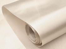 Polyester Satin Fabric width 36 - 37 cm single face