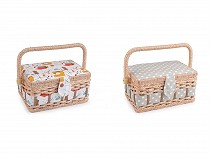 Sewing Basket / Storage Basket
