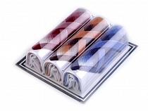 Férfi zsebkendő / ajándékkazetta