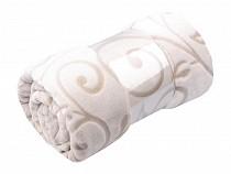 Pătură fleece Coral, 150x200 cm