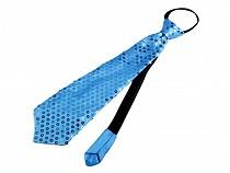 Krawatte mit Pailetten