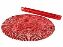 Podkładka stołowa Ø41 cm metaliczna