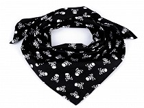 Cotton Scarf Pirate 65x65 cm