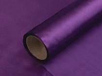 Single Face Silk Satin Fabric width 36 cm