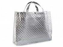 Fémes táska nagy 32x42 cm