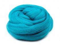 Wool Fleece Roving 20 g combed