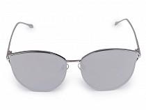 Dámské sluneční brýle zrcadlové