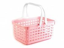 Plastový košík 20,5x30,5 cm