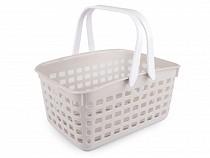 Koszyk plastikowy 20,5x30,5 cm