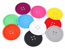 Cup Coaster Silicone Button Ø9 cm