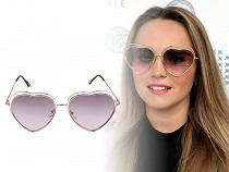 Ladies Pilot Mirror Sunglasses