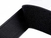 Taśma rzep samoprzylepna komplet (haczyk+pętelka) szerokość 80 mm