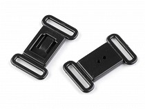 Bow Tie Buckle / Nursing Bra Buckle width 12 mm
