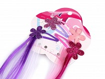 Kids Faux Hair Clips
