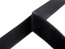 Suchý zip háček + plyš šíře 38 mm