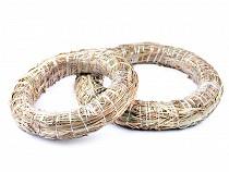 Straw Wreath Ø15; Ø20 cm
