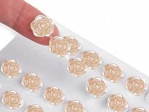 Rosen selbstklebend am Streifen Ø11 mm