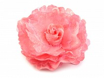 Brosche / Verzierung Rose Ø8 cm