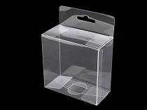 Műanyag doboz akasztóval