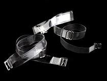 Bretele sutien transparente, 10 mm