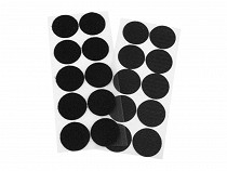 Hook And Loop Self Adhesive Circles Dots Ø35 mm