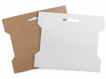 Karta papierowa 14x16,3 cm