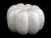 Dovleac polistiren, 8x12,5 cm