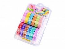 Washi Paper Tape width 10 mm Polka Dots