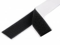 Tépőzár horog + plüss öntapadós szélessége 30 mm