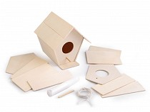 DIY Creative Kit - Decorative Wooden Birdhouse