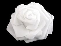 Dekorační pěnová růže Ø9 cm