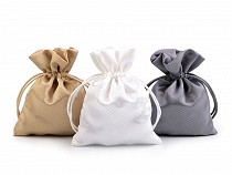 Satin Gift Pouch Bag 9.5x13 cm