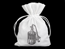 Drawstring Pouch Gift Bag 12x17 cm