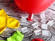Klipsy uszczelniające balony