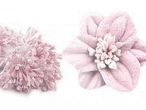 Blumen Staubblätter flach 6 cm