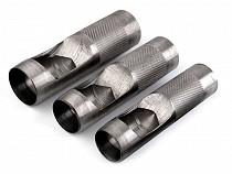 Výsečník / děrovač na látky Ø25 mm, Ø26 mm, Ø28 mm, Ø32 mm