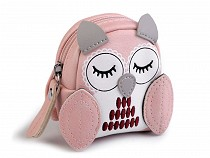 Keychain Backpack / Case Owl