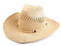 Kovbojský klobouk / slamák