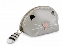 Keychain Case 7x10 cm Cat