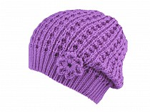 Girls Knitted Hat Capu