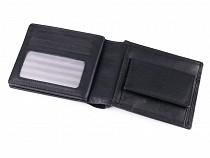 Geldtasche für Herren aus Leder in einer Box