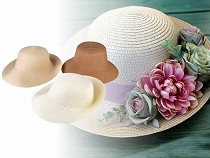 Ladies Summer Hat for DIY decorating
