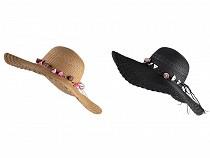 Pălărie din paie pentru femei