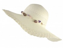 Ladies Summer Hat / Straw Hat for DIY decorating