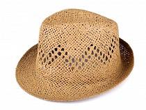 Letný klobúk na ozdobenie, unisex