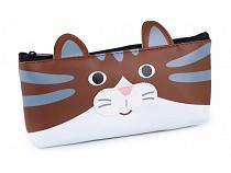 Etui tip pisică, 8,5x19 cm