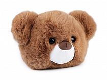 Gyerek bőr táska / táska medve