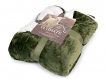 Sherpa Throw Blanket 150x200 cm