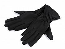 Rękawiczki damskie pikowane