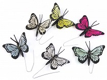 Decorative Butterfly on Wire